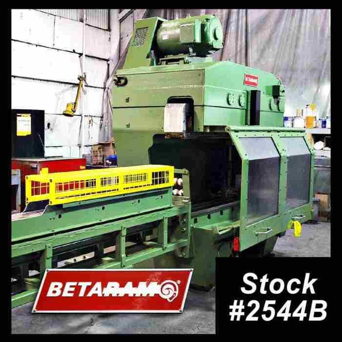 Betaram Cut Off 2544B
