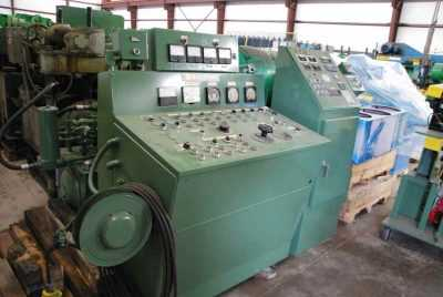 Control System Used Mckay Tube Mill 2942