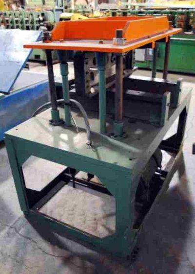 Custom Cut-Off Press