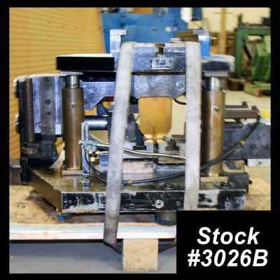 Double Cut Die Set 3026B