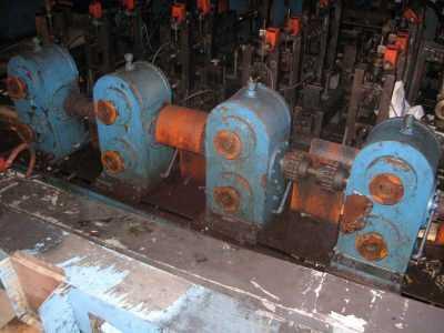 Gearbox Raft Tube Mill Rafts 2857