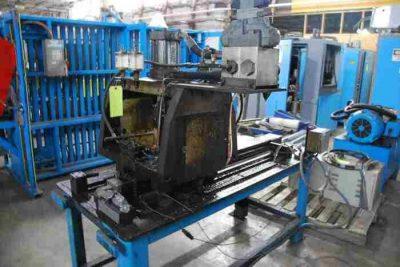 Used Hydraulic Cut-Off 2823 3