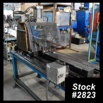 Used Hydraulic Cut-Off 2823