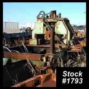 Used Tube Cutoff 1793