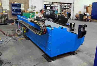 new flying cold saw hydraulic high speed 3428