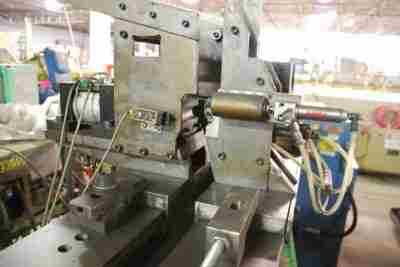 Double Tube End Forming Machine