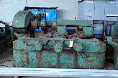 Used 5-Roll Straightener 40 HP Motor