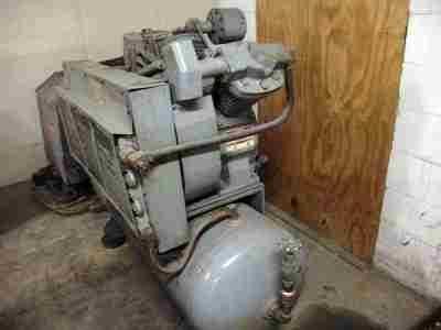 Used Air Compressor - 10 HP Motor
