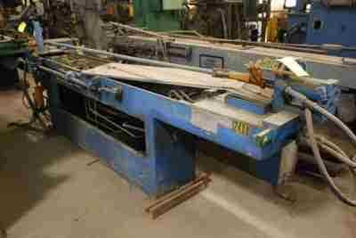 Used Double Tube Bender