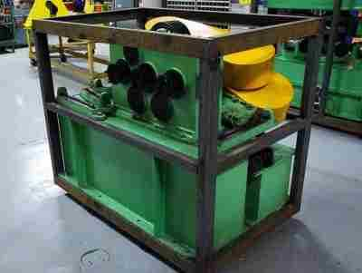 Used Pipe Straightener Gearboxes