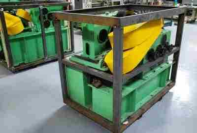 Used Pipe Straightener Drive Shafts & Gearboxes