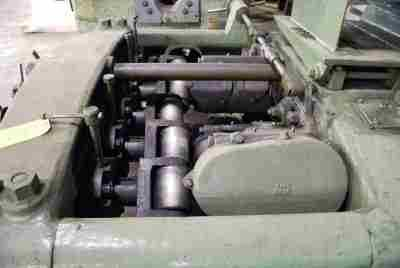 used tube straightener 2 Driven Rolls