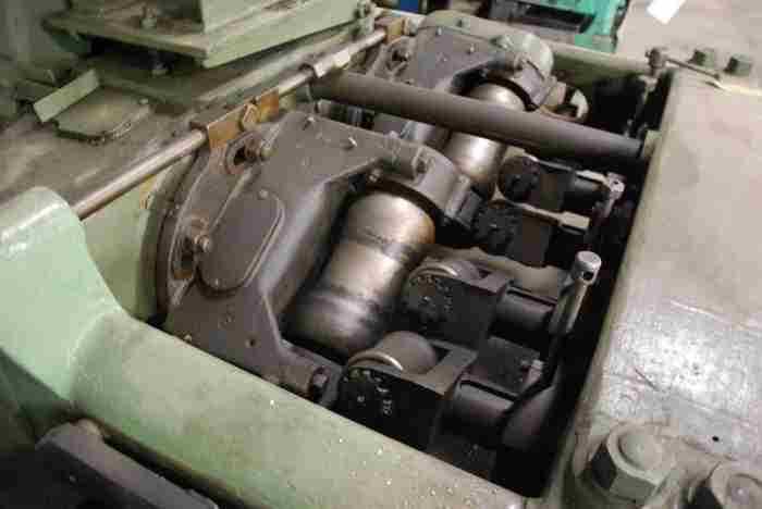 used tube straightener Rolls