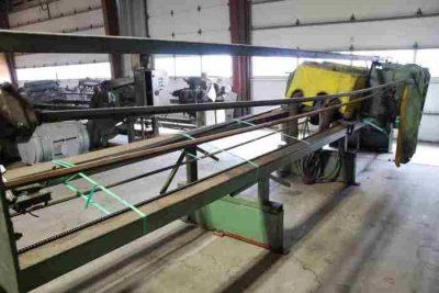 144 In Used Adige Deburring Machine