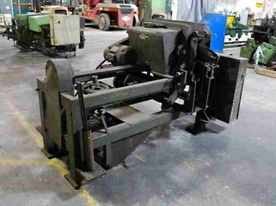 30 In Used Deburring Machine