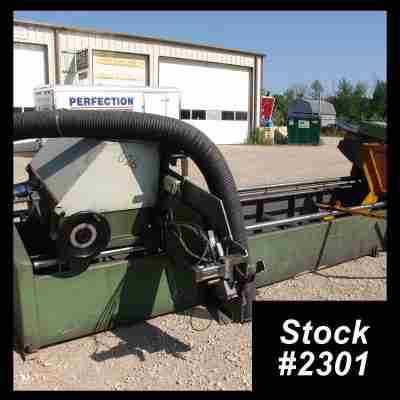 Adige Deburring Machine