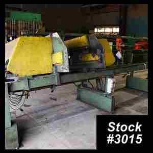 Used Adige Deburring Machine