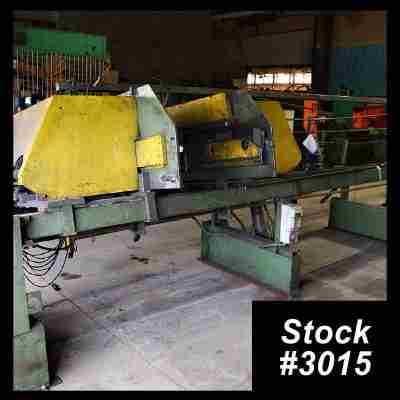 Used Adige Deburring Machine