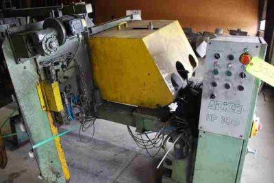 Used Adige Deburring Machine Push Buttons