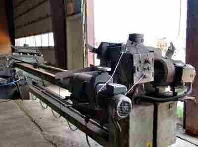 Used Brush Deburring Machine Motors