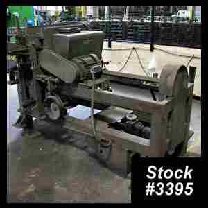 Used Deburring Machine