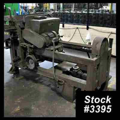Used Deburring Machine