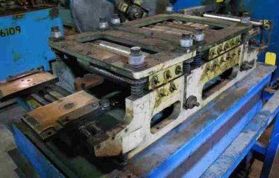 16-Roll Stock Straightener Rolls