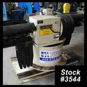 6500 Lb Double Uncoiler