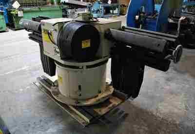 6500 Lb Double Uncoiler COOPER WEYMOUTH