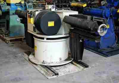 6500 Lb Double Uncoiler Coil Keepers