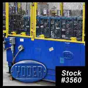 8 Stand YODER Roll former For Sale