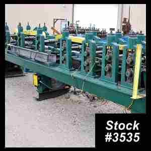 Custom Rollformer