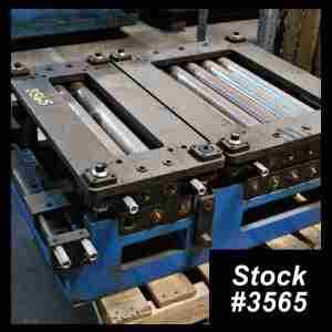 MICHIGAN ROLL FORM 16-Roll Stock Straightener