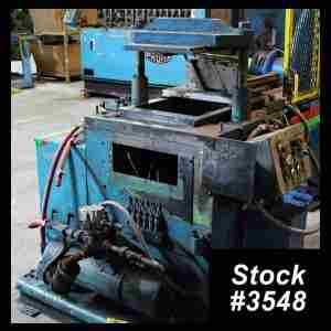 Used 12 Ton Cut-Off Press
