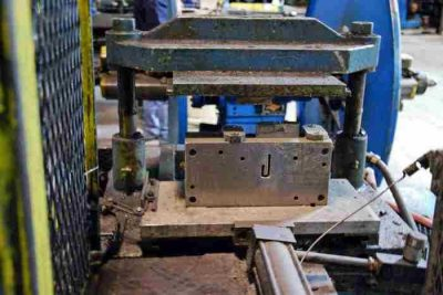 Used 12 Ton Cut-Off Press Die Set