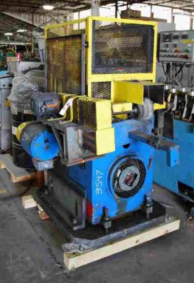 Used 18 Ton Cut-Off Press 3 In Stroke