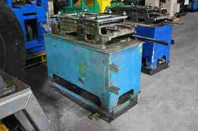 Used ARDCOR Stock Straighener 12 in Strip Width