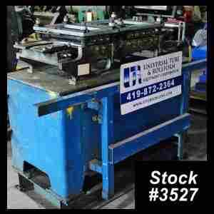 Used ARDCOR Stock Straightener