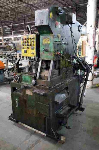 Used Haven 872 Tube Re-Cut Machine