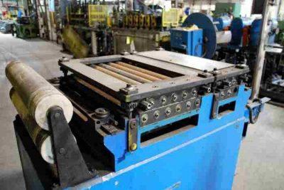 Used Roll Form Straightener 2 Entry Pinch Rolls