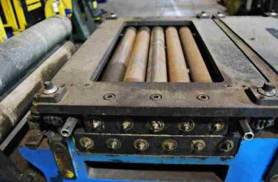 Used Roll Form Straightener 5 Over 6 Roll