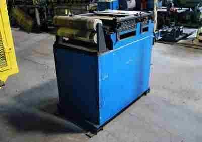 Used Roll Form Straightener Entry Pinch Rolls