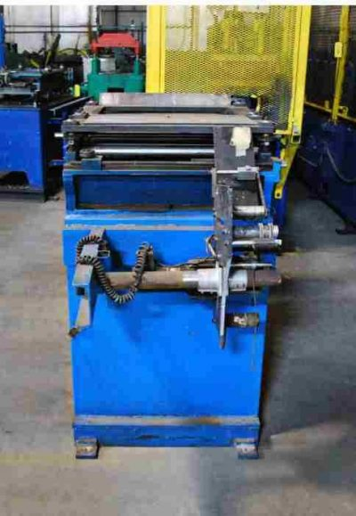 Used Roll Form Straightener Exit Guide