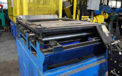 Used Roll Form Straightener Ohio
