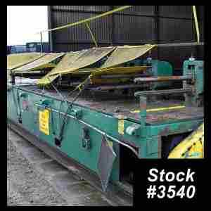 Used Rollformers For Sale Tishken Yoder Bradbury