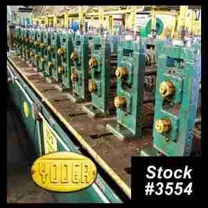 Used Yoder M2 Rollformer
