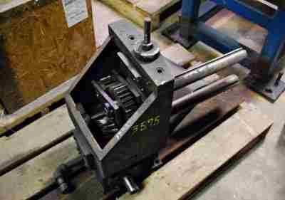 YODER M2 Gearbox and 2 Spindles