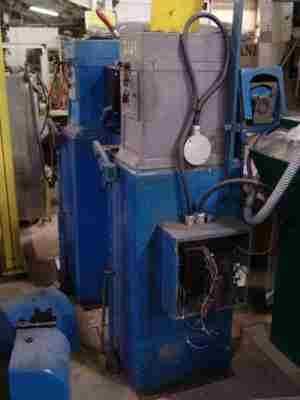 LEE SHAFER Shear End Welder Electric