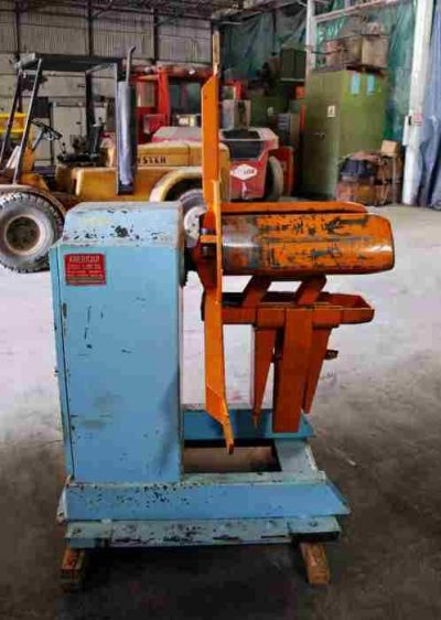 Used Single Uncoiler 2500 Lb