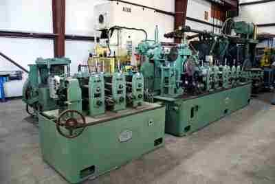 YODER M2 ERW TUBE MILL LINE
